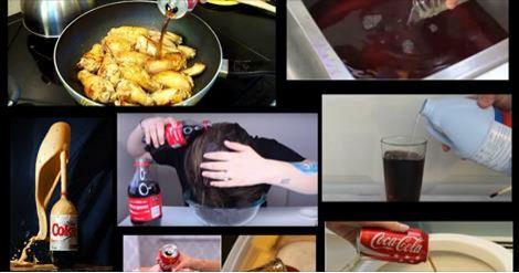 Coca cola 25 usi alternativi che non conosci - Rivestimenti alternativi cucina ...