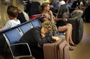 aspetta aeroporto
