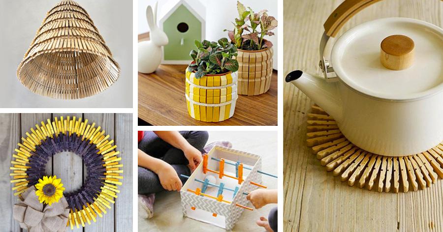Idee Per Il Fai Da Te Legno : Idee oggetti fai da te. simple oggetti vintage fai da te with idee