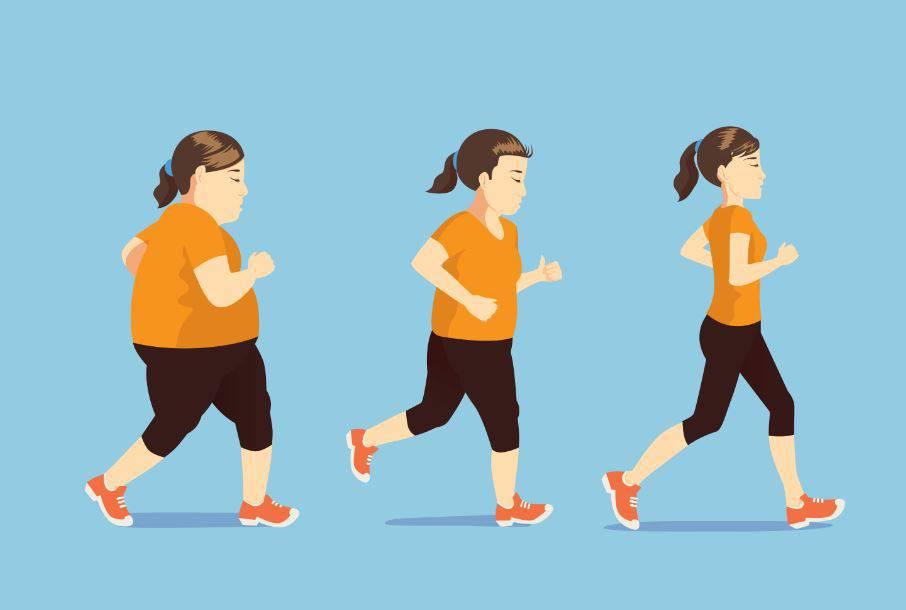 quanti chili si possono perdere in un mese camminando